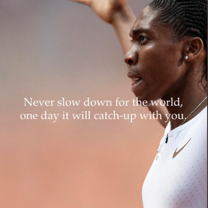 Casting a shadow over Caster Semenya
