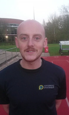 Simon Eustace - Expert athletics coach, running and performance coach and strength and conditioning coach