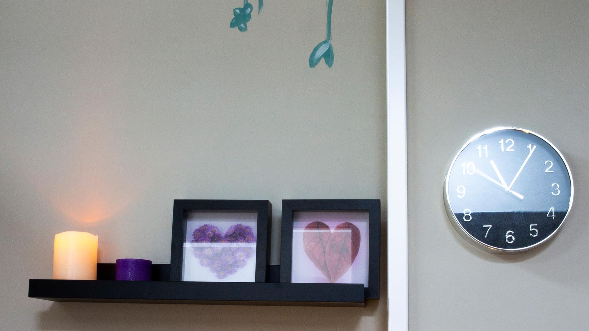 Detalle Sala de Terapias en Centro Feeling Good