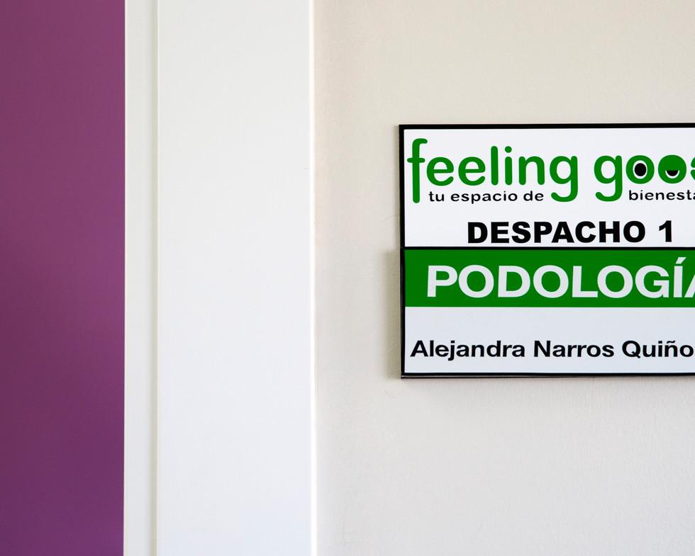 Despacho en Centro Feeling Good