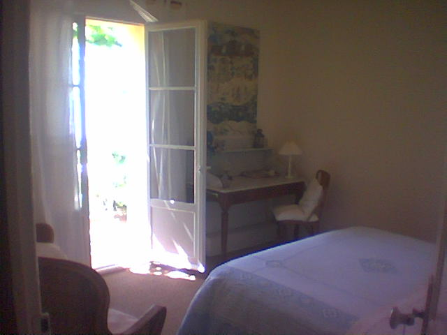 Chambre sur l'Etang