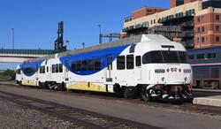 US Railcar DMU