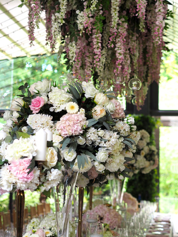 Tables of 30  2021 Wedding decor