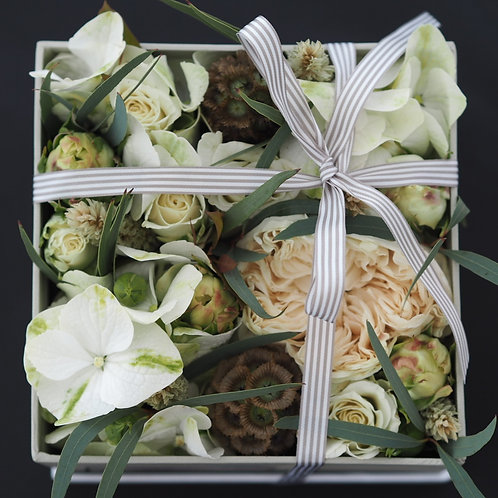 Small Fresh Flower Gift Boxes