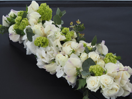 Gift box and table centres