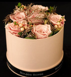 Peach Flower Gift box