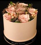 Peach Flower Gift box