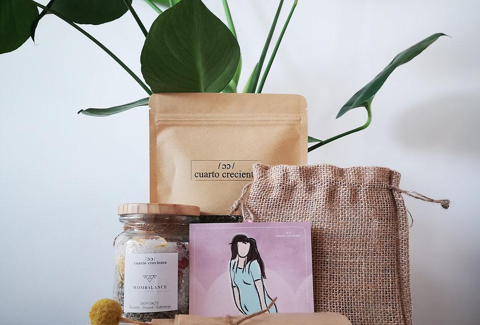 Pregnant Goddess Gift Box