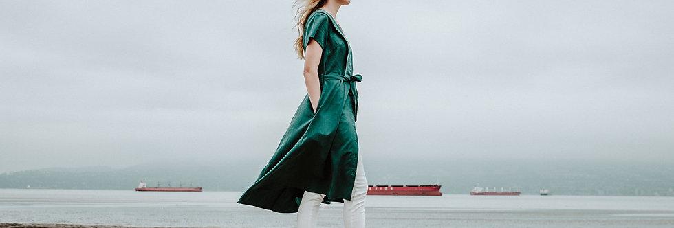 Gemini Dress. Tencel