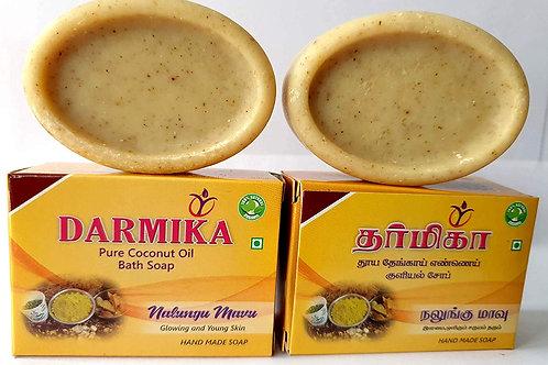 Darmika Organic handmade soap nalugumavu soaps 5 nos