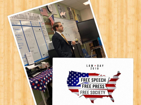 Origins Law Takes Part in Law Day 2019