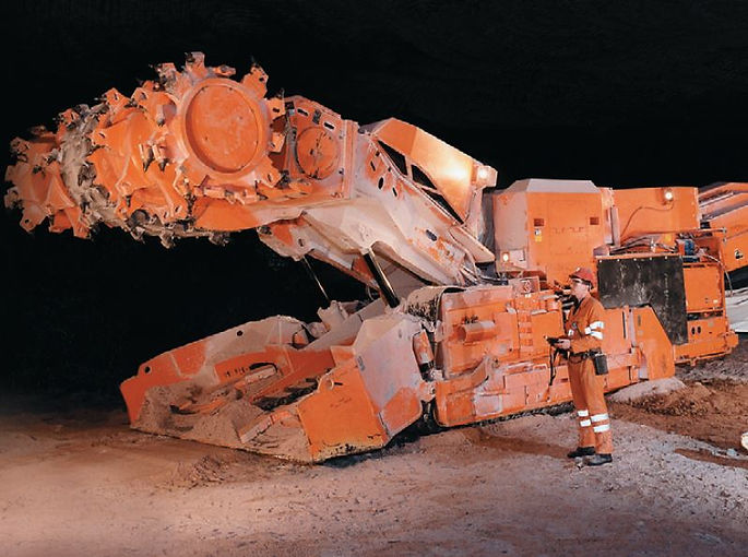 Materion Toughmet Mine Equipment.JPG