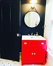 red vanity.JPG