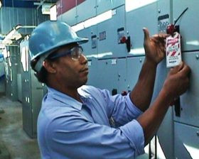 Lockout Tagout identification
