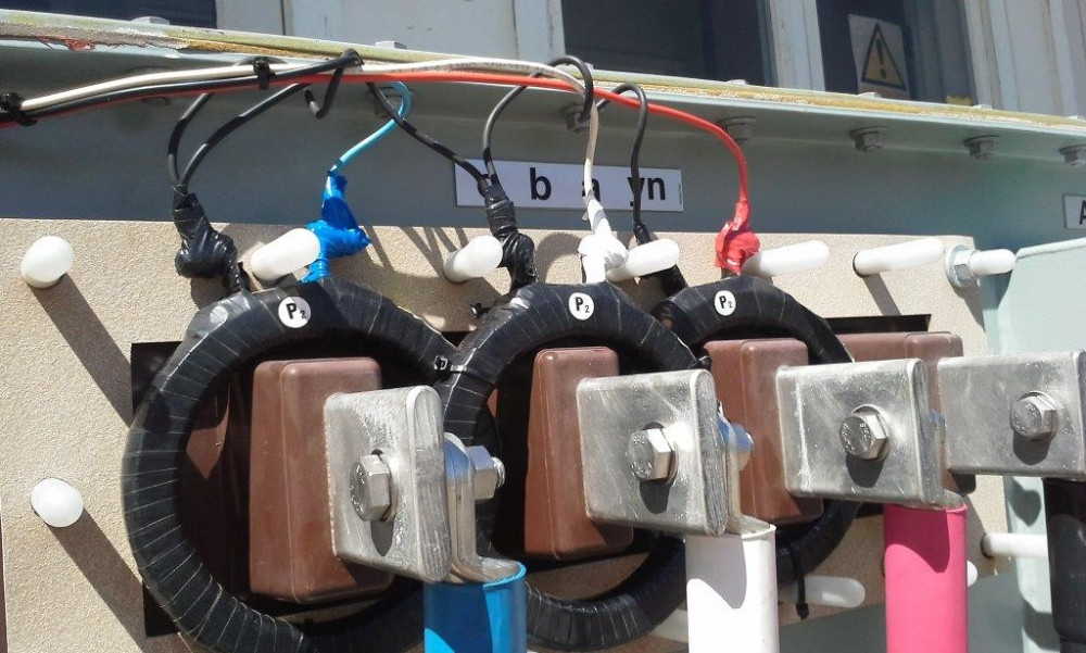 Instrument Current Voltage Transformers – (photo credit: powerjointing.co.nz)