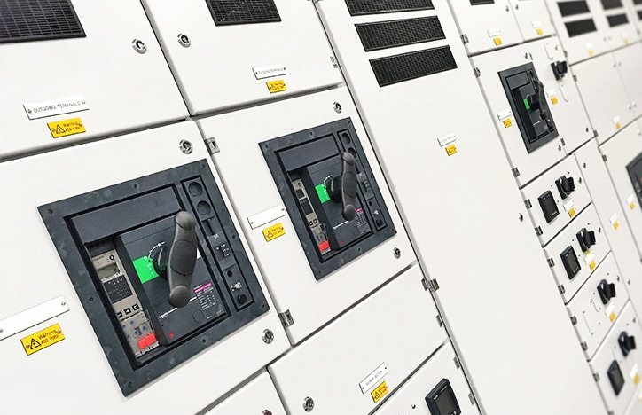 Fundamentals of electrical distribution (photo credit: mardix.com)