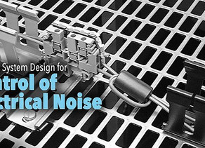 System Design for Control of Electrical Noise