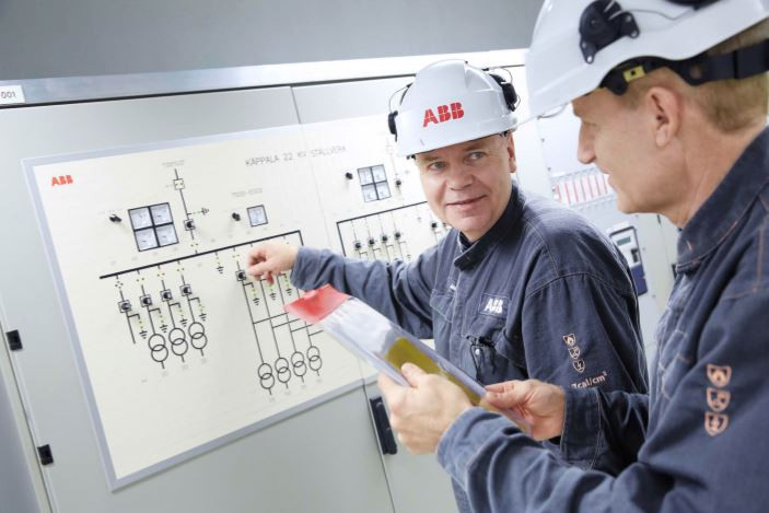 Electrical safety in medium voltage plants (photo credit: ABB)