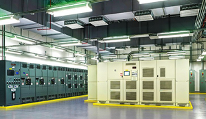 Electrical design of energy efficient datacenters (photo credit: t5datacenters.com)