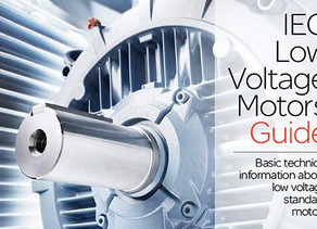 IEC Low Voltage Motors Guide by ABB