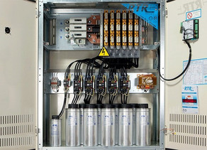 Calculate Reactive Power of the Capacitor Bank and Improve PF by ABB