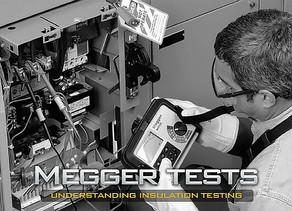 Megger Insulation Resistance Test