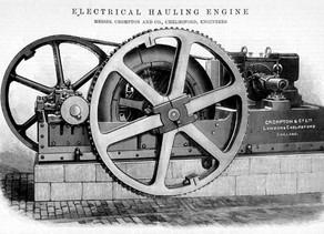 Elektrik Motorunun Tarihi ve Prensipleri