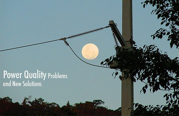 Power quality problems and new solutions (photo by: Fernando Hidalgo Molina via Flickr)