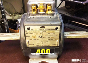 Current and Voltage Instrument Transformers