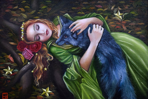 We sleep among the Stars