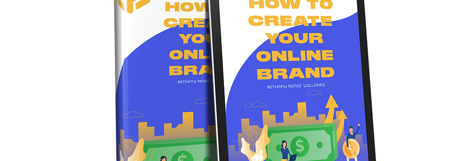 How To Create An Online Brand