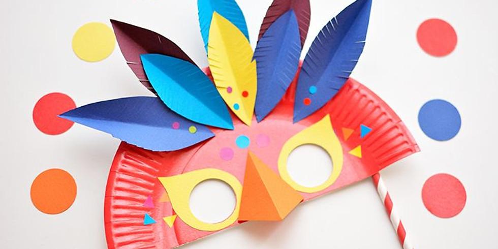 "Totem Kids ""Au Carnaval Masqué, ohé"""