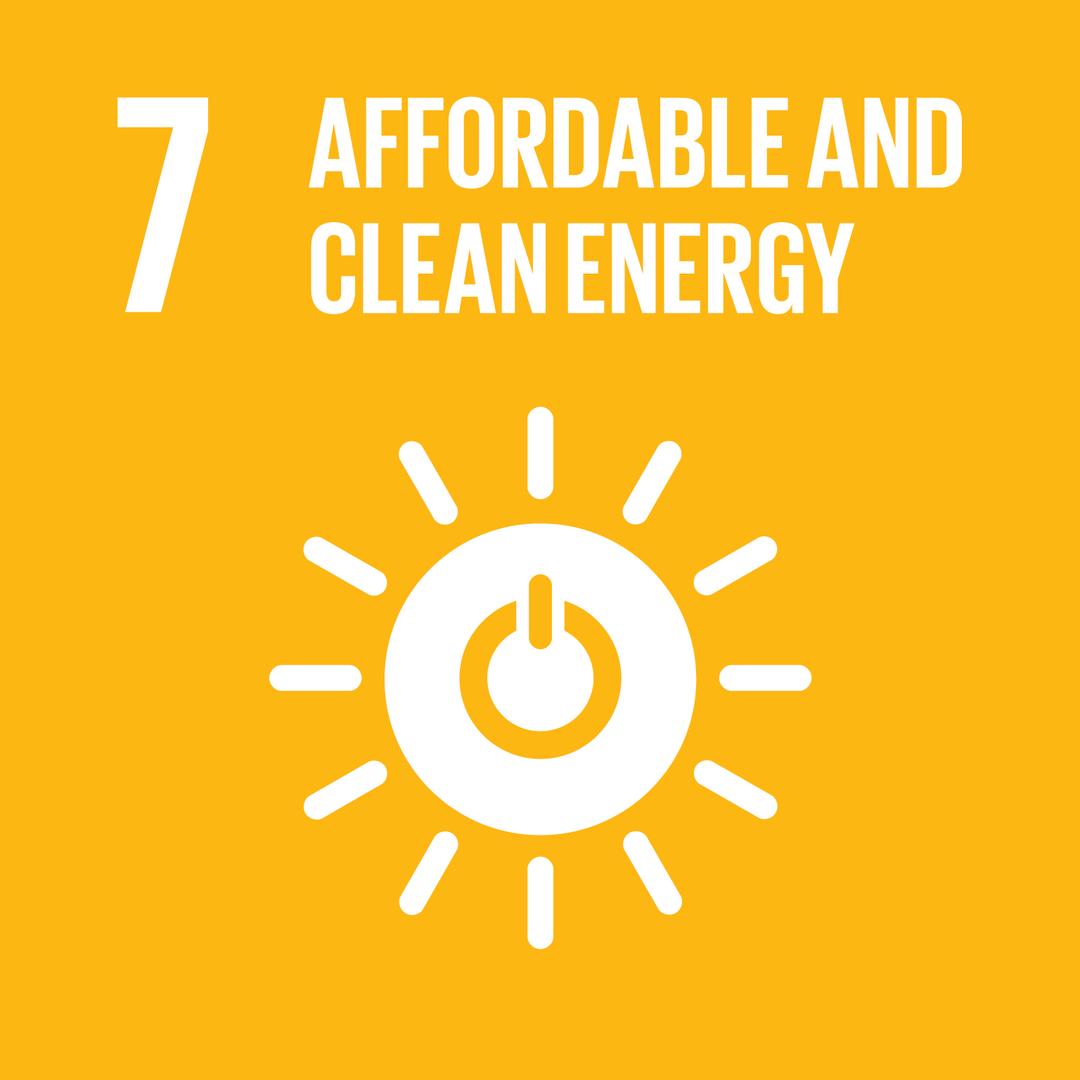 AFFORDABLE AND CLEAN ENERGY -พลังงานสะอาดที่ทุกคนเข้าถึงได้