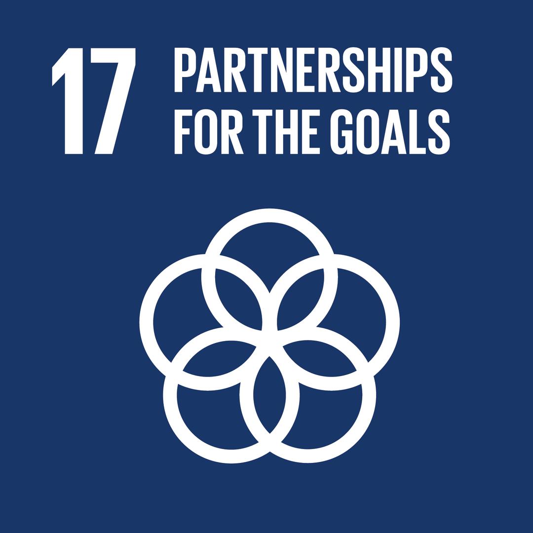 PARTNERSHIPS FOR THE GOALS - ความร่วมมือเพื่อการพัฒนาที่ยั่งยืน