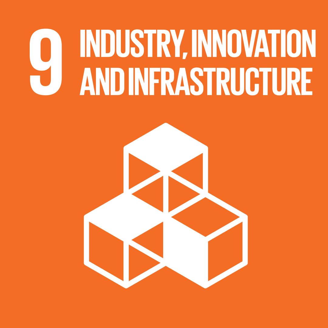 INDUSTRY INNOVATION AND INFRASTRUCTURE - อุตสาหกรรม นวัตกรรม โครงสร้างพื้นฐาน