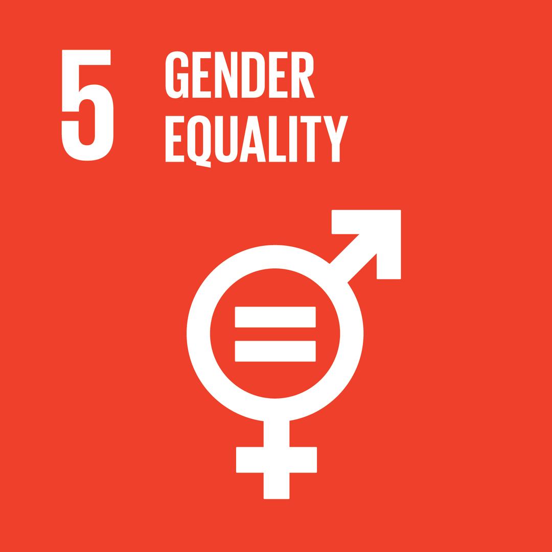 GENDER EQUALITY - ความเท่าเทียมทางเพศ