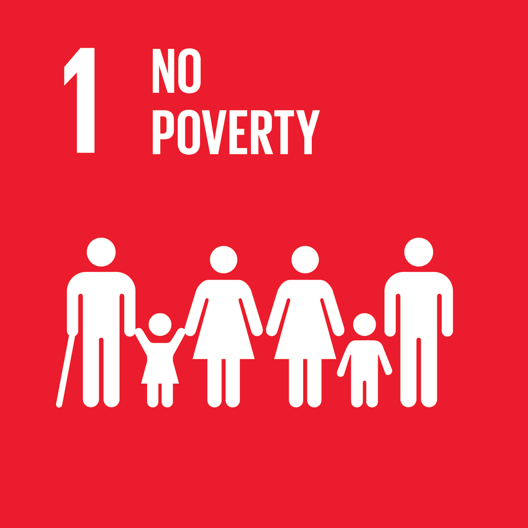 No Poverty - การขจัดความยากจน