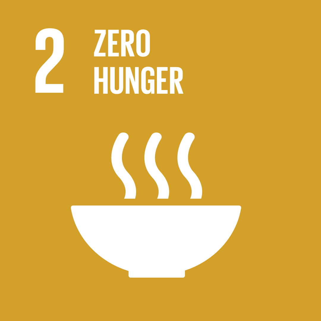 ZERO HUNGER - ขจัดความหิวโหย