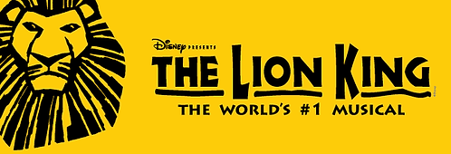 Lion King @ the Majestic:  Nov. 7, 2021