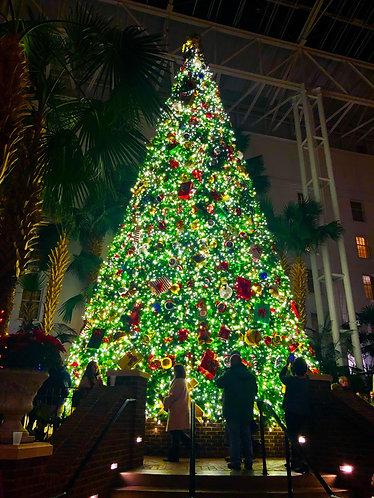 Nashville Country Christmas-Dec. 7-12, 2020
