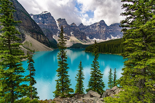 Canadian Rockies and Icefields - June 5-10, 2021