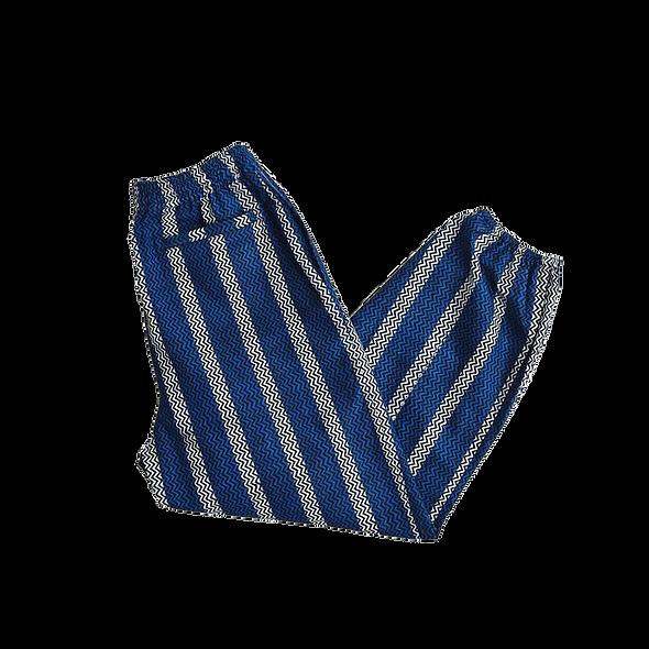 MOJO KOJO RACER TROUSERS (BLUE)