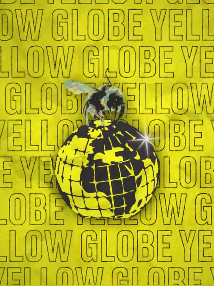 QRate Yellow Globe Campaign Intro Anim.m