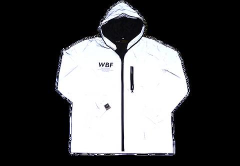 WBF REFLECTIVE JACKET (BLACK)