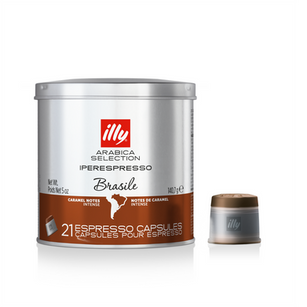 Illy Iper Espresso Brasile 21 caps