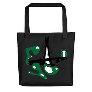 FADxSTYLES LAGOS CITY TOTE BAG