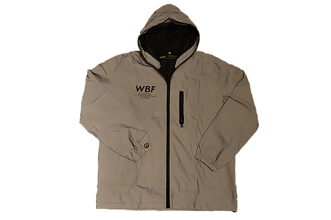 WBF REFLECTIVE JACKET (BLACK)