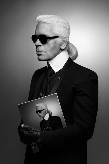 THE GODFATHER OF FASHION: THE LIFE AND LEGACY OF KARL LAGERFELD