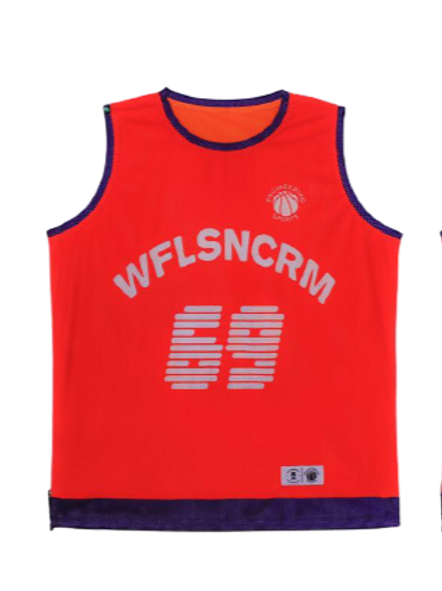 ENGINEERING SPORTS REVERSIBLE JERSEY (RED)
