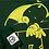 Thumbnail: WBF SWEET DREAMS HOODIE (GREEN)